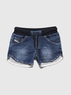 PRONNY JOGGJEANS, Medium blue - Shorts