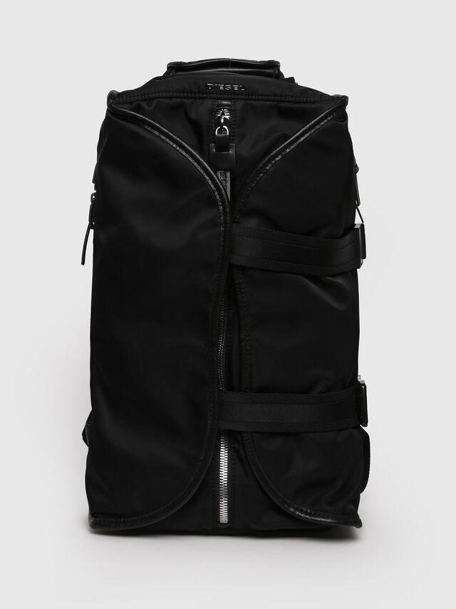 Diesel - F-LAW BACK, Black/Blue - Backpacks - Image 1