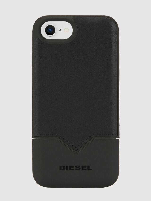 Diesel - CREDIT CARD IPHONE 8/7/6S/6 CASE, Black - Cases - Image 5