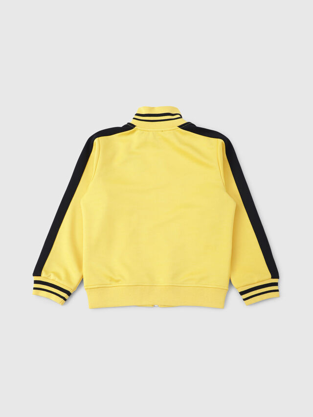 Diesel - SROOTS, Yellow - Sweaters - Image 2