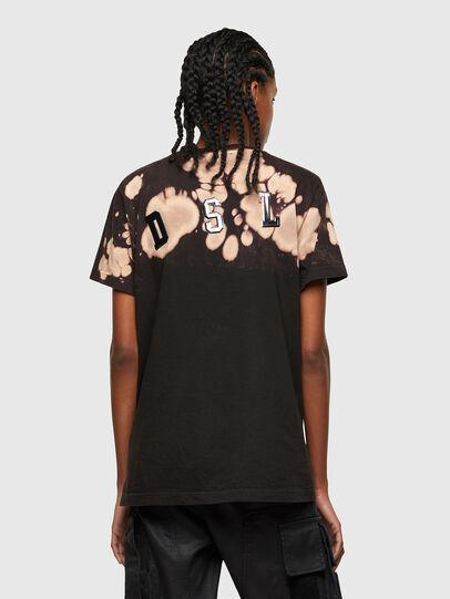 Diesel - T-DARIA-R4, Black - T-Shirts - Image 2