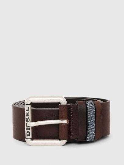 Diesel - B-DENOOP, Brown - Belts - Image 1