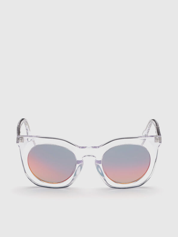 DL0283, White - Sunglasses