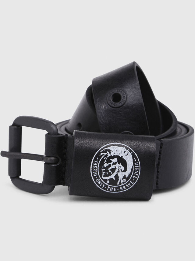 Diesel - B-ARRE, Black - Belts - Image 2
