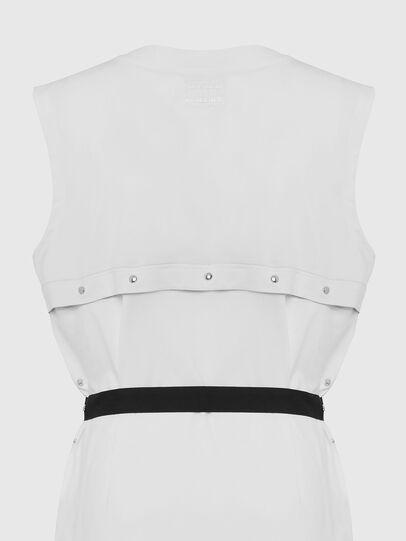 Diesel - D-FAIRY, White - Dresses - Image 5