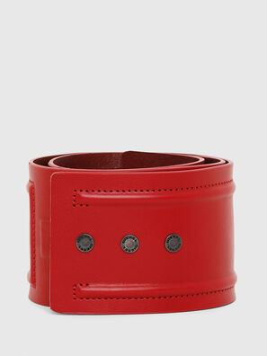 B-INO, Fire Red - Belts