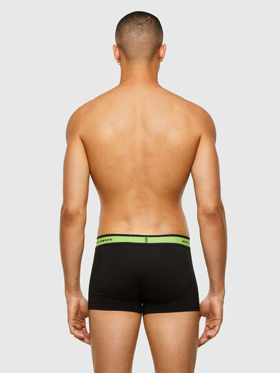 Diesel - UMBX-KORYTHREEPACK, Black - Trunks - Image 3