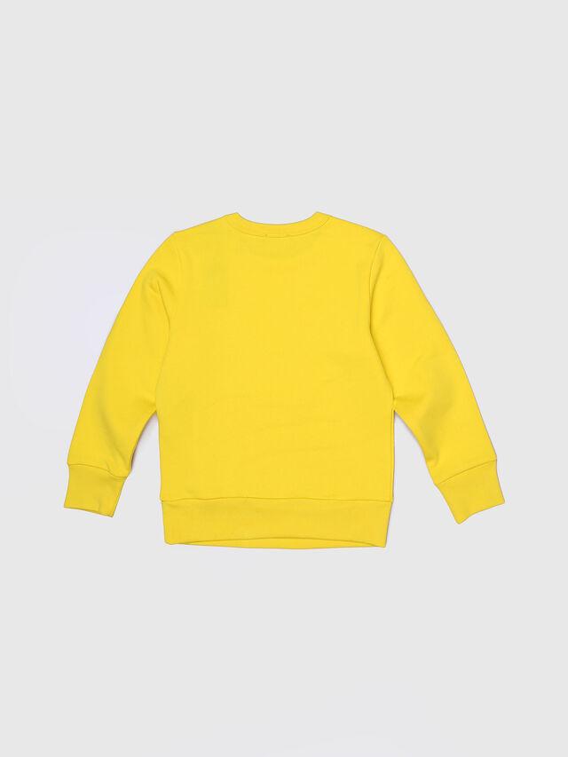 Diesel - SITRO, Yellow - Sweaters - Image 2