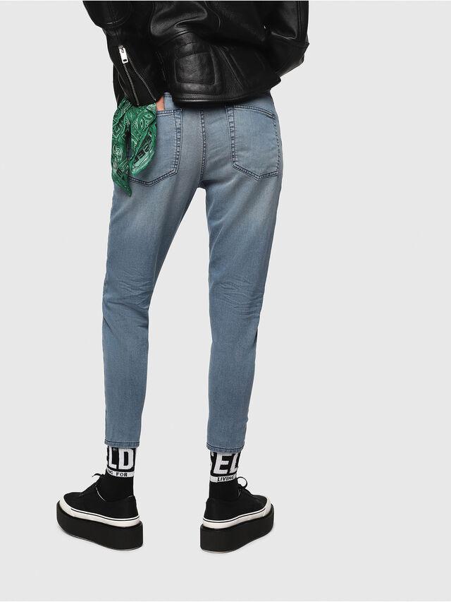 Diesel - Candys JoggJeans 069FF, Light Blue - Jeans - Image 2