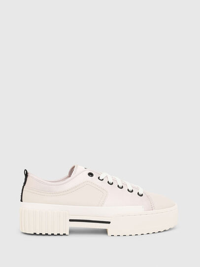 Diesel - S-MERLEY LOW, Bright White - Sneakers - Image 1