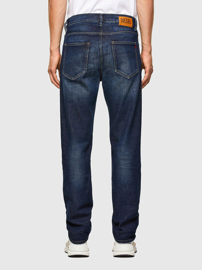 Diesel - D-Macs 009GQ, Dark Blue - Jeans - Image 2