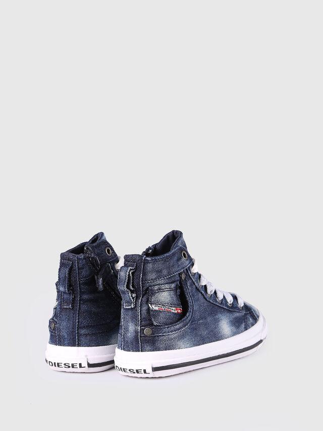 KIDS SN MID 20 EXPOSURE C, Blue Jeans - Footwear - Image 3