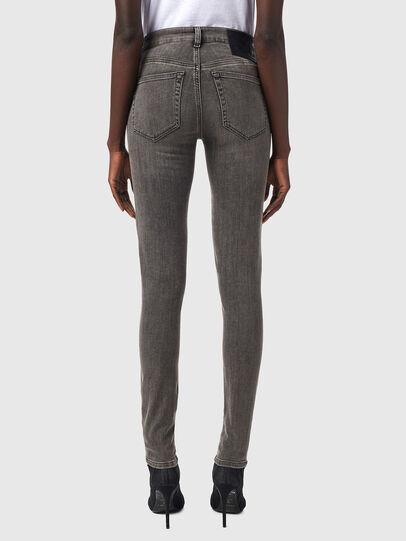 Diesel - Slandy 069XW, Black/Dark grey - Jeans - Image 2