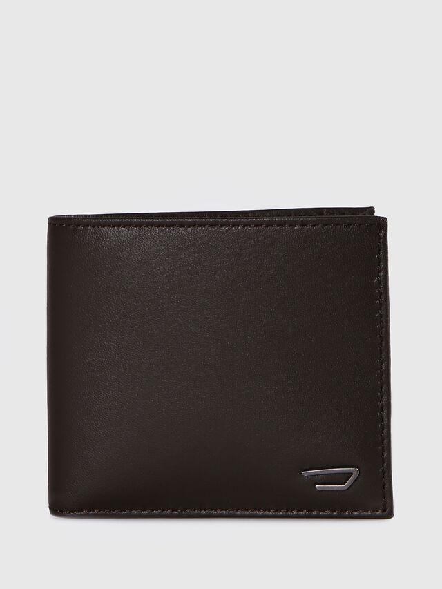 Diesel HIRESH S, Dark Brown - Small Wallets - Image 1