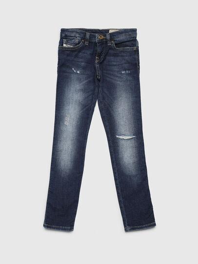 Diesel - SKINZEE-LOW-J JOGGJEANS-N, Medium blue - Jeans - Image 1
