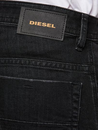 Diesel - Thommer 069PW, Black/Dark grey - Jeans - Image 4