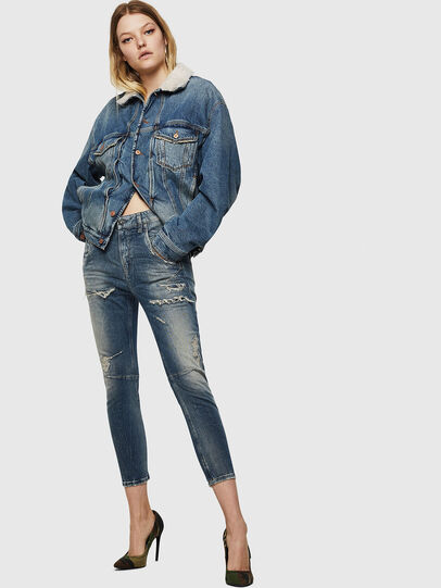 Diesel - Fayza JoggJeans 0890A,  - Jeans - Image 6