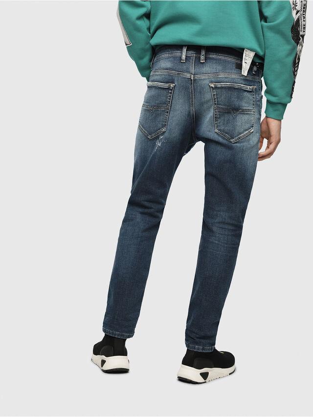 Diesel - Narrot JoggJeans 087AK, Dark Blue - Jeans - Image 2