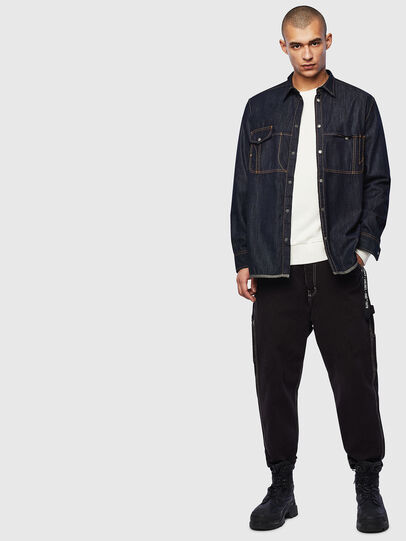Diesel - D-MILLY,  - Denim Shirts - Image 7
