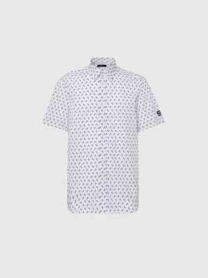 S-RILEY-SHO-KA, White/Black - Shirts