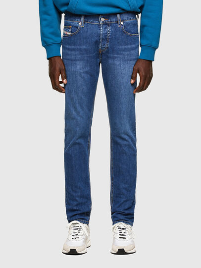 Diesel - D-Luster 009DG, Medium blue - Jeans - Image 1