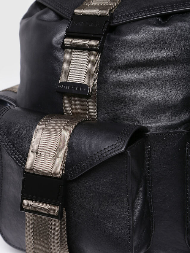 Diesel - MISS-MATCH BACKPACK, Anthracite - Backpacks - Image 3