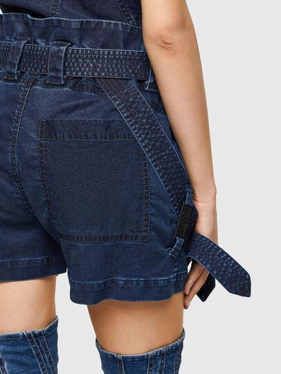 Diesel - D-FEDRA-SP JOGGJEANS, Dark Blue - Jeans - Image 3