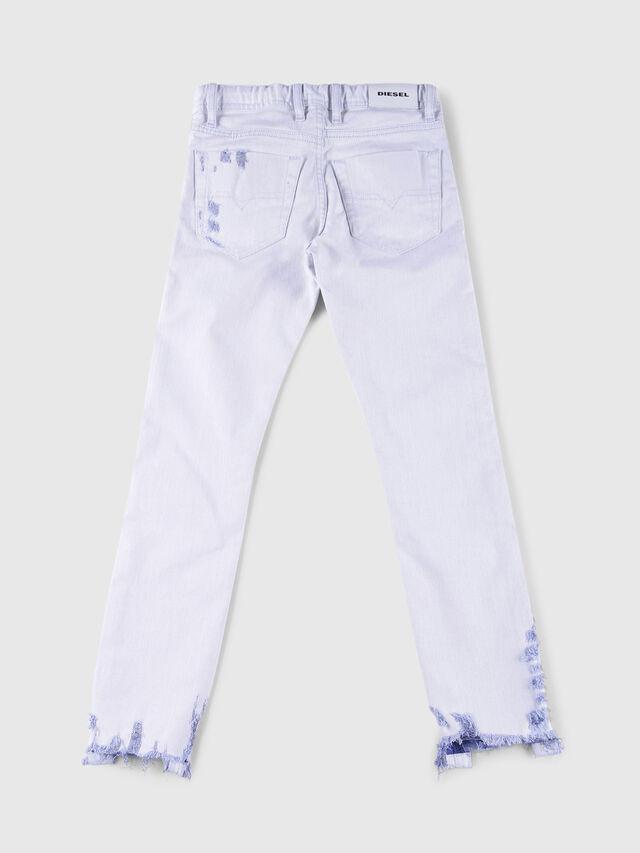 Diesel - TEPPHAR-J-N, White Jeans - Jeans - Image 2