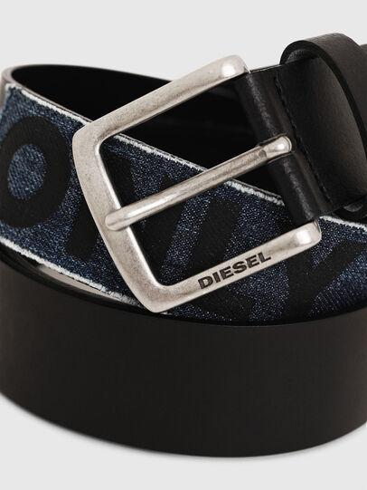 Diesel - B-SERUGO, Black - Belts - Image 2