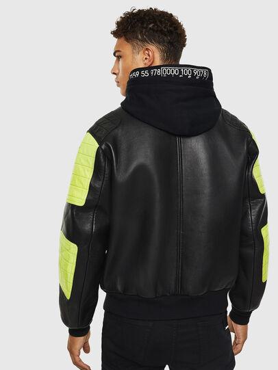 Diesel - L-BRANDO,  - Leather jackets - Image 2