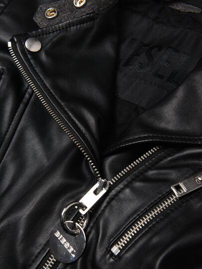 Diesel - JIGE, Black - Jackets - Image 3