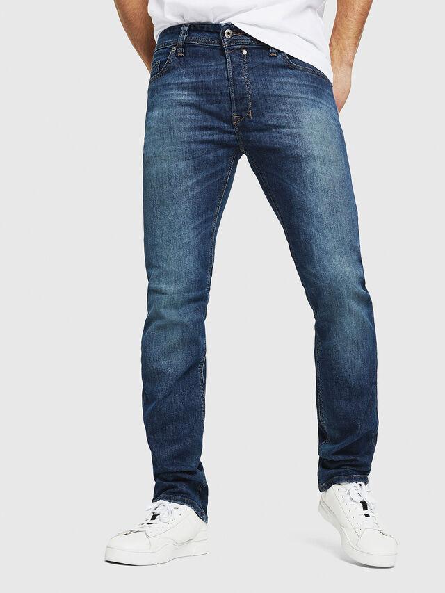 Diesel - Safado C89AR, Medium blue - Jeans - Image 1