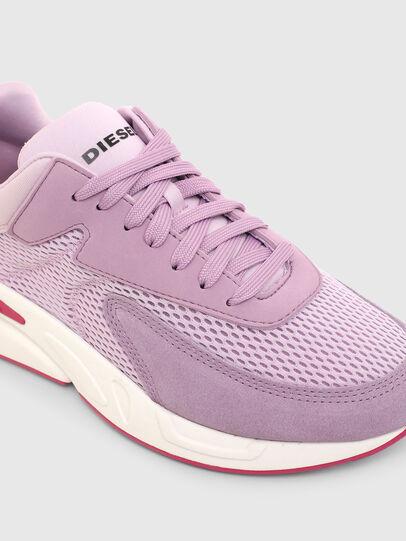 Diesel - S-SERENDIPITY LOW CU, Lilac - Sneakers - Image 4