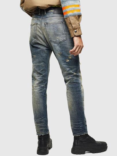 Diesel - D-Vider 0098S, Medium blue - Jeans - Image 2