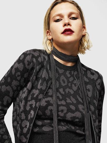 Diesel - M-SETTY, Black - Knitwear - Image 5