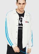 J-AKITO, White/Blue - Jackets