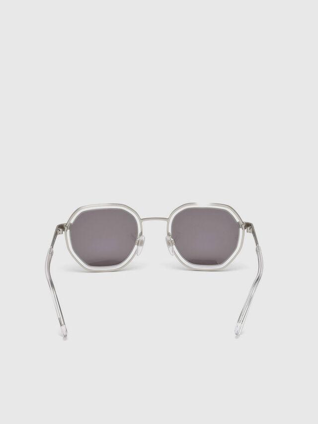 Diesel - DL0267, Grey - Eyewear - Image 4