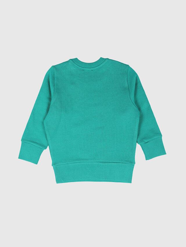 Diesel - SALLIB-R, Water Green - Sweaters - Image 2