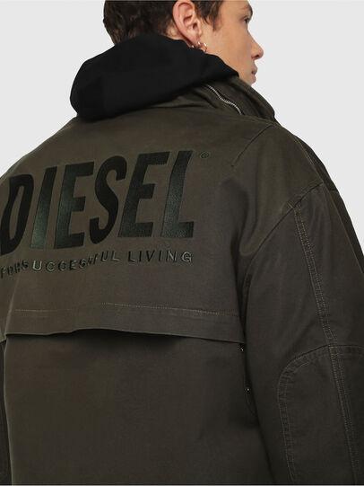 Diesel - J-TOUCHA,  - Jackets - Image 5