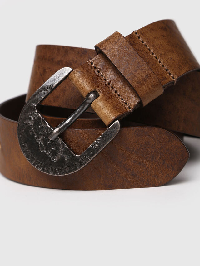Diesel - B-SURE, Brown - Belts - Image 2