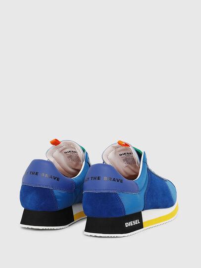 Diesel - S-PYAVE LC, Brilliant Blue - Sneakers - Image 3