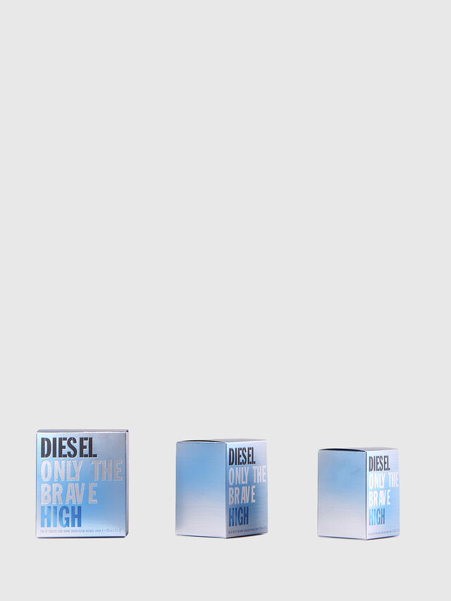 Diesel ONLY THE BRAVE HIGH  125ML, Blue - Only The Brave - Image 3
