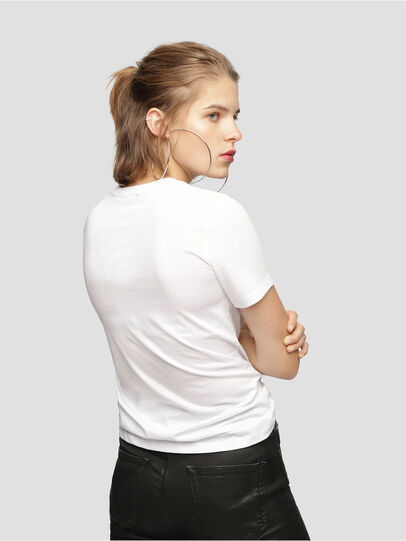 Diesel - T-SILY-WH,  - T-Shirts - Image 2