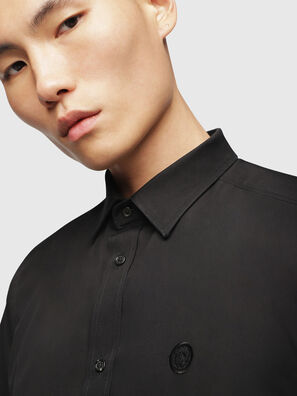 S-BILL, Black - Shirts