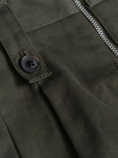 Diesel - PEDEN, Dark Green - Shorts - Image 3