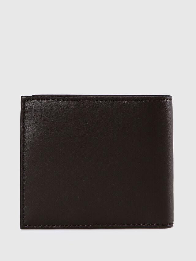Diesel - HIRESH S, Dark Brown - Small Wallets - Image 2