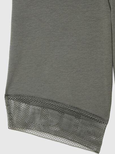 Diesel - UFLB-FAUSTMESH, Military Green - Pants - Image 3