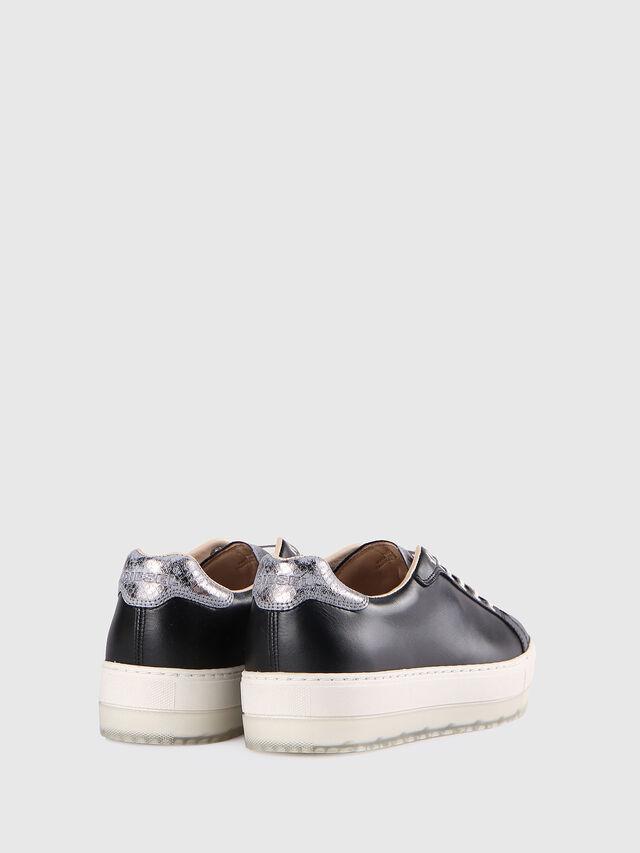 Diesel - S- ANDYES W, Black/Silver - Sneakers - Image 3
