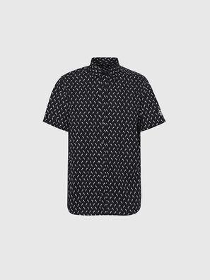 S-RILEY-SHO-KA, Black/White - Shirts