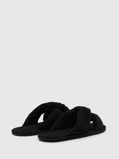 Diesel - SA-MERY X, Black - Sandals - Image 3